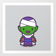 Piccolo Art Print