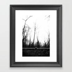 Transitions #3 Framed Art Print