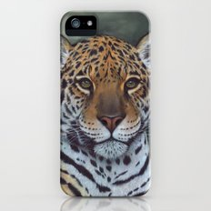 JAGUAR iPhone (5, 5s) Slim Case