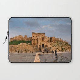The Castle of Aleppo Laptop Sleeve