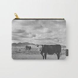Desert Cattle Carry-All Pouch