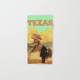 TEXAS Hand & Bath Towel