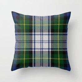 Love Tartán (4) - Gordon Dress Throw Pillow