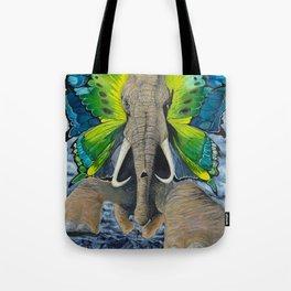 Elefly Tote Bag