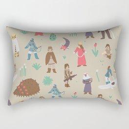Nausicaä Rectangular Pillow