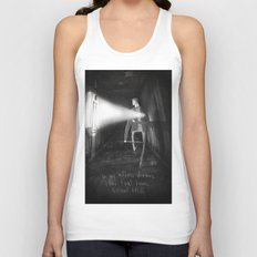 James Sunderland from Silent Hill 2 Unisex Tank Top