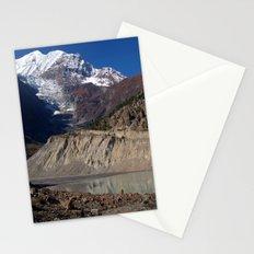 Gangapurna Lake Manang Stationery Cards
