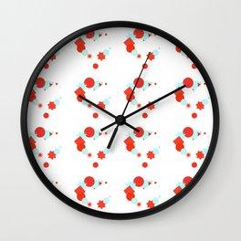 Minimalistic Love Wall Clock