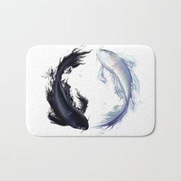 Yin Yang Carps Bath Mat