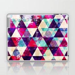 "Retro Geometrical Abstract Design ""Josephine"" inspired Laptop & iPad Skin"