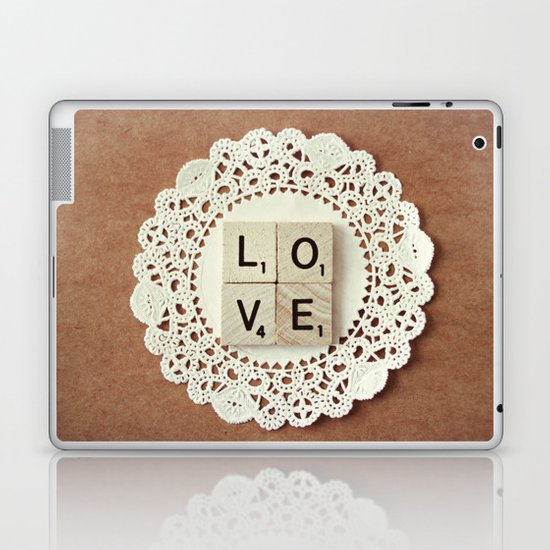 love... Laptop & iPad Skin