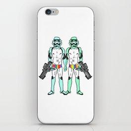 Bromos iPhone Skin
