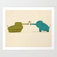Big Love Art Print