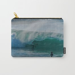 Shacked at the Wedge Carry-All Pouch