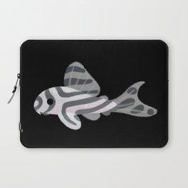 Pleco! - white Laptop Sleeve
