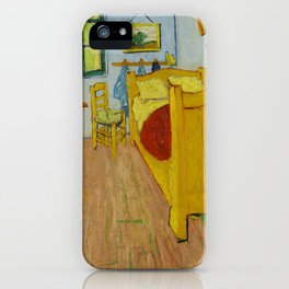 Vincent's Bedroom iPhone Case