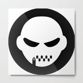 Gimp Ideology Metal Print