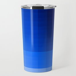 must be blue Travel Mug