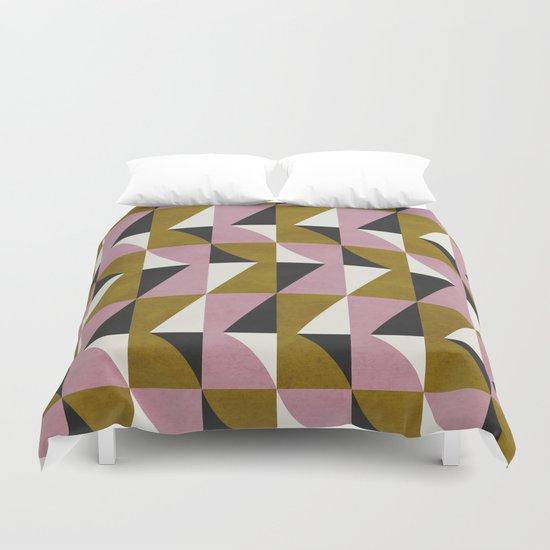 colour + pattern 10 Duvet Cover