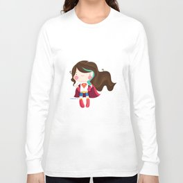 Suupergirl Long Sleeve T-shirt