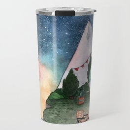 Night Camper Travel Mug