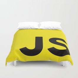 Javascript Duvet Cover