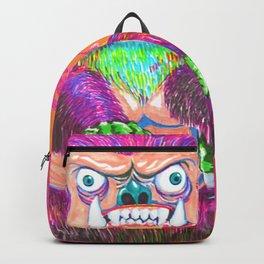 SHANHAIJUNG - PINK MONSTER Backpack