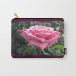Pink Roses in Anzures 6 Blank P8F0 Carry-All Pouch