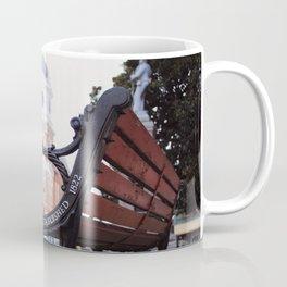 Covington, Georgia at Christmas Coffee Mug