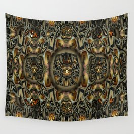 K-108 Abstract Lighting Abstract Wall Tapestry