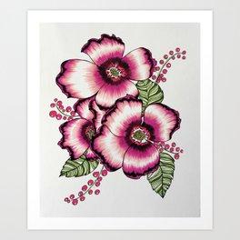 berry good Art Print