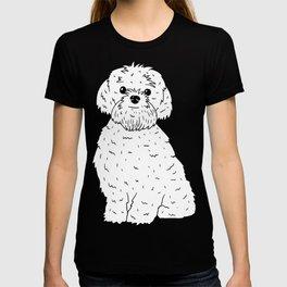 bolonka zwetna  T-shirt