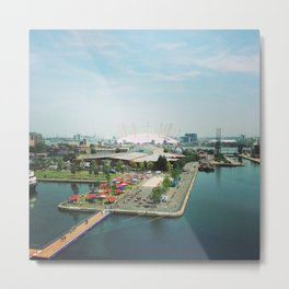 O2 Arena - London Metal Print