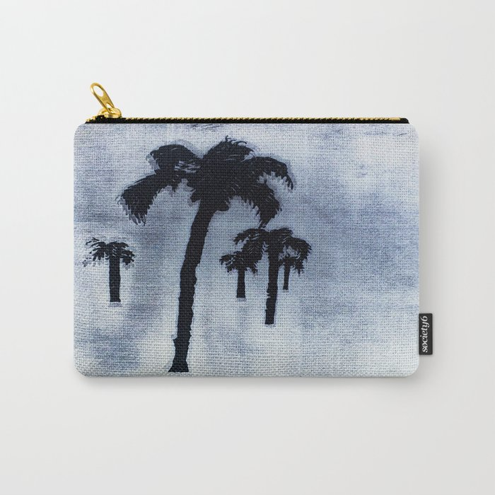 Shaking Those Trees, Caribbean Carry-All Pouch