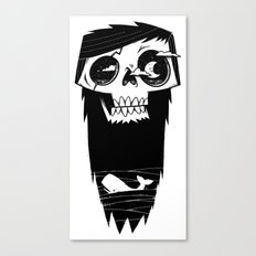 Ghost of a Whaler Canvas Print
