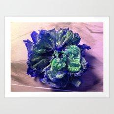 FlowerPower Fantasy 2 Art Print