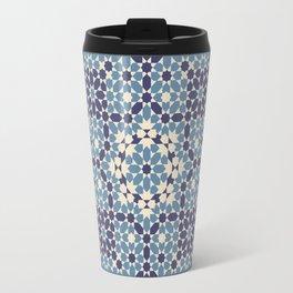 Moorish Desert Blues Travel Mug