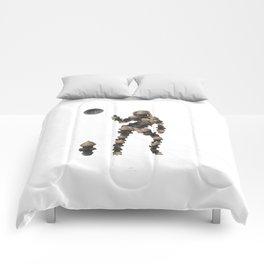Sexy pump 2 Comforters
