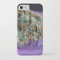 medical iPhone & iPod Cases featuring Jenny's Kush Medical Weed by BudProducts.us