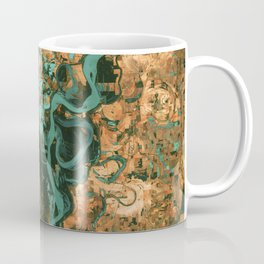 Views of life from space Coffee Mug