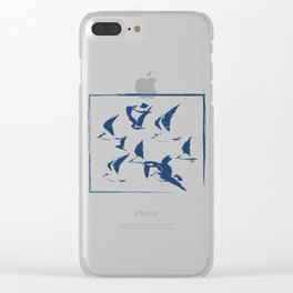 gulls Clear iPhone Case