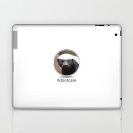 OS XI Honey Badger #dontcare Laptop & iPad Skin