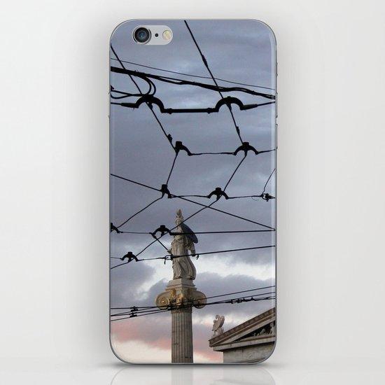 Wired Sky iPhone & iPod Skin