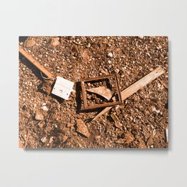 Tech Hangover Metal Print