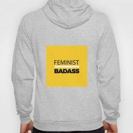 Feminist Badass Hoody