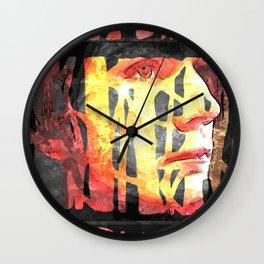 Justin's Journey #180 Wall Clock