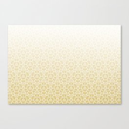 Hexpresso (8.0) Canvas Print