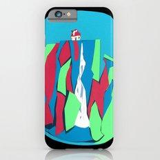 Smurf Falls Slim Case iPhone 6s