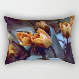 Tulips with Attitude Rectangular Pillow