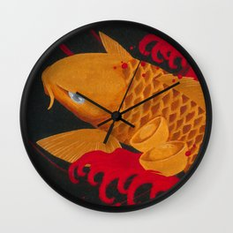 Kung Hee Fat Choy!! Wall Clock